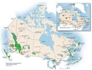 canada national park map alternative dimensions canadian geographic