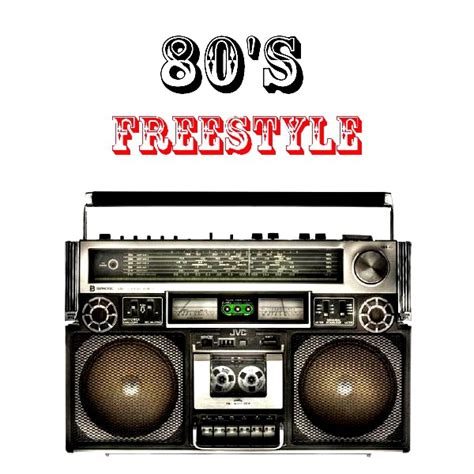 8tracks radio 80 s freestyle 13 songs free and playlist