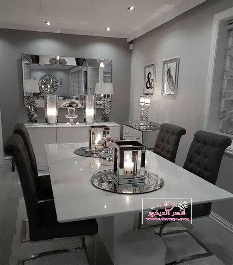 غرف سفرة مودرن كاملة modern dining rooms 2017 قصر