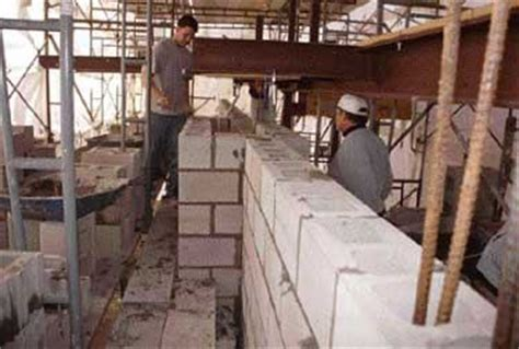 renovation of a 40 year old reinforced concrete apartment decoholic building a reinforced concrete block wall jlc online
