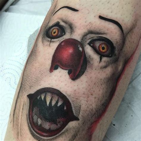 pennywise tattoo 1000 images about pennywise tattoos on lover