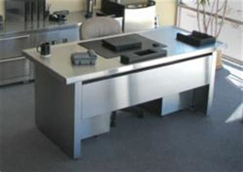 stainless steel office furniture introducing kenrick stainless designs it s a whole new