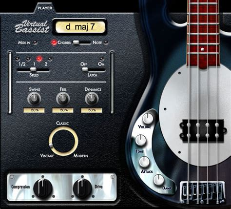 best electric guitar vst kvr bassist by steinberg bass guitar vst plugin
