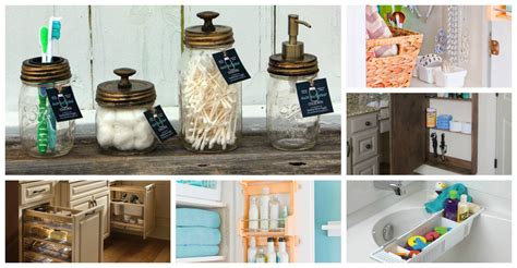 clever bathroom storage ideas 28 images 20 creative