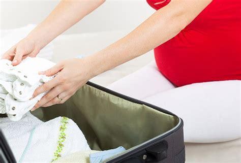 cosa portare in clinica per il parto parto che cosa mettere nella valigia per l ospedale