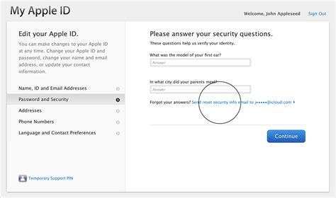 Search Apple Id By Email Forgot Apple Id Password Recomhub