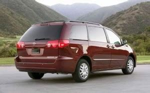 Major Toyota Recall Toyota Recalling 700 000 Minivans