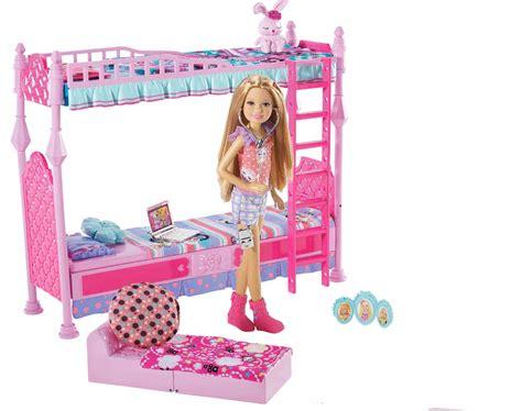 barbie doll house kmart barbie 174 sisters sleeptime bedroom for 3 furniture