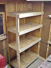 diy garage storage project building  heavy duty shelf