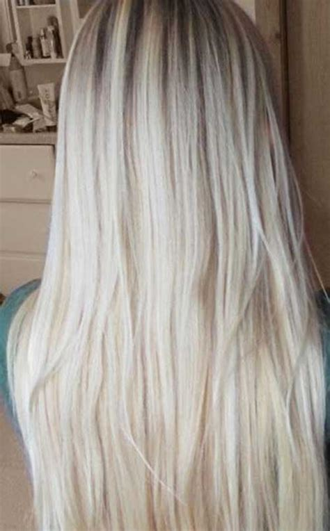 whats for blonds or lite hair that is thin or balding 25 cool layered long hair styles hairstyles haircuts