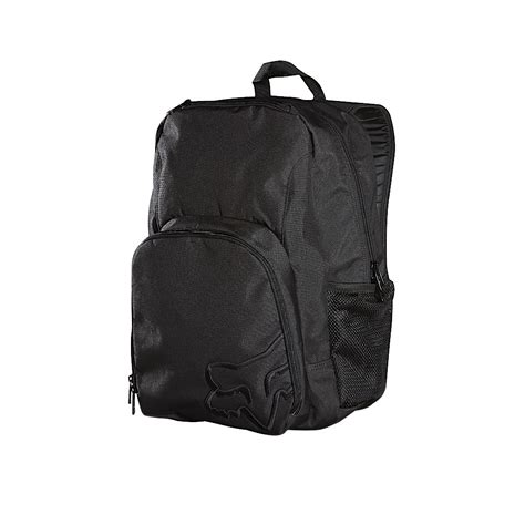 Kickers Fox Fox Kickers 3 Backpack In Black By Schoolbagstation