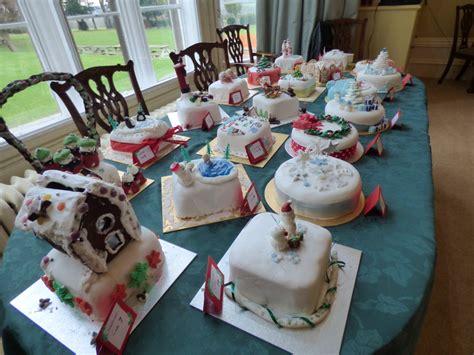 beautiful christmas cakes abbots hill