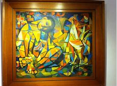 The GSIS Art Collection at The National Museum | Manila ... Hernando Ocampo The Resurrection