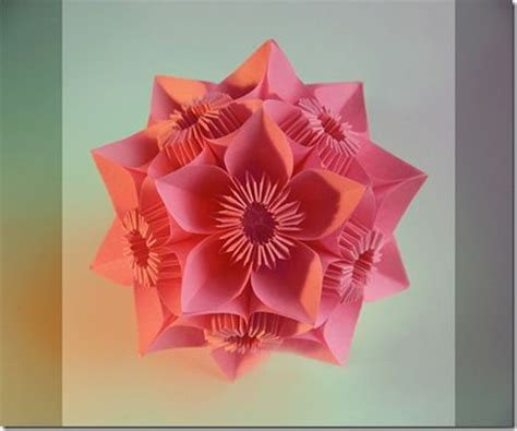 Advanced Origami Flowers - 1000 images about origami on trees