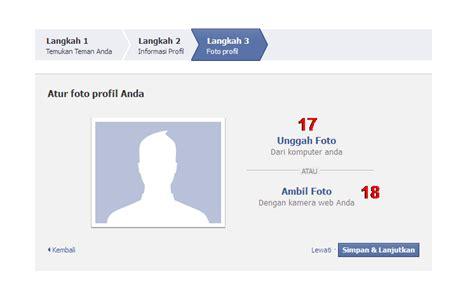 cara membuat web facebook inilah cara membuat akun facebook terbaru lengkap