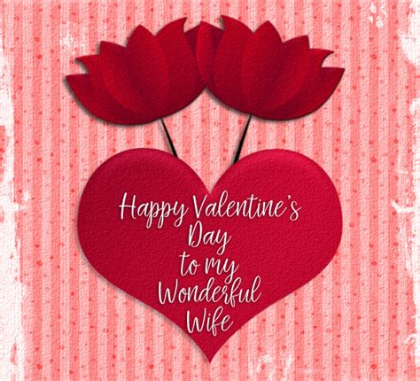 valentines day family free ecards greeting cards valentine s day for wonderful wife free family ecards