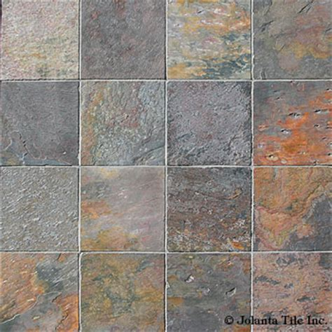 indian multicolor a natural stone slate from jolanta tile inc