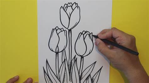 paso a paso como dibujar una rosa paso a paso 4 how to draw a rose 4