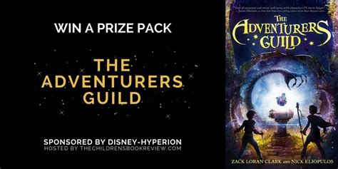 Book Giveaways 2017 - the adventurers guild book giveaway the childrens book review