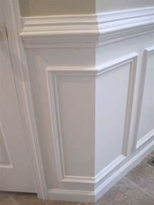 Pictures Of Dining Rooms With Chair Rails - wainscoting ideas modern inspirations home pinterest