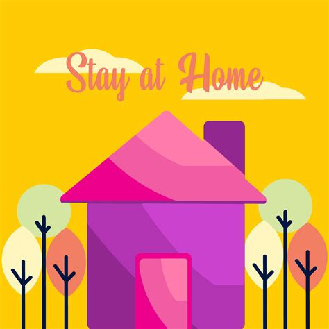 stay   home   vectors clipart