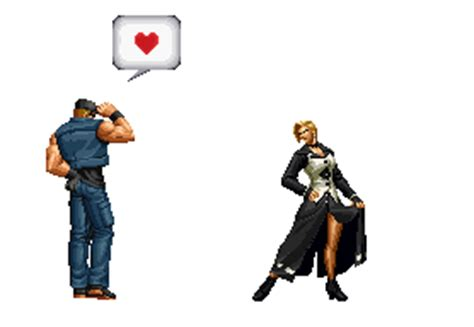 imagenes con movimiento de king of fighter 2002 imagen animclarkmature2002 gif the king of fighters