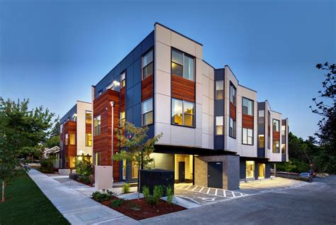 Multifamily House by Sw Oregon Architect September Aia Swo Chapter Meeting Recap