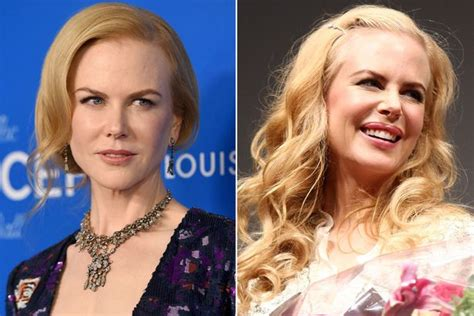 celebs who havent had neck lifts celebrities are shunning botox and plastic surgery in