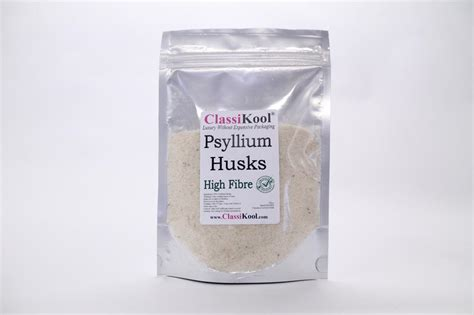 Psyllium Husk Detox by Classikool 100 Psyllium Husk Fibre Isabgol