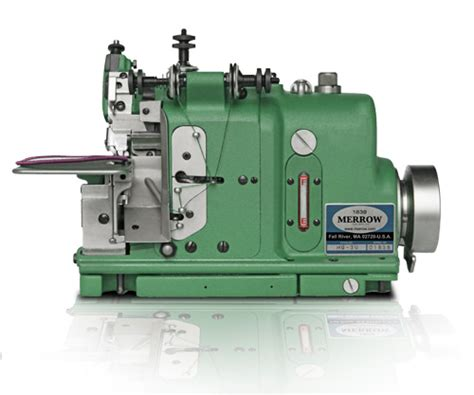 Merrow® Sewing Machine Co. Manufacturer of Industrial