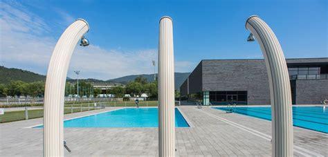 doccia solare giardino docce solari ecologiche per giardino piscine castiglione