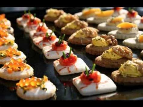 hors d oeuvres beautiful ideas party appetizers creative wedding hors d oeuvres decor ideas youtube
