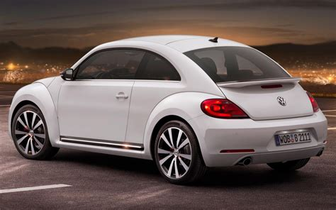 beetle volkswagen 2012 volkswagen beetle revealed