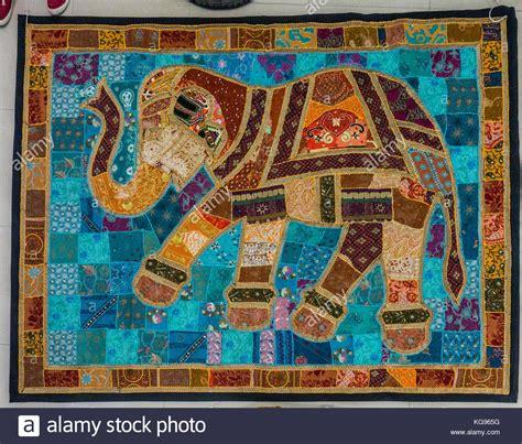 indian patchwork design stock photos indian patchwork