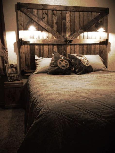 16 outstanding diy reclaimed wood headboards for rustic bedroom home decor bedroom decor