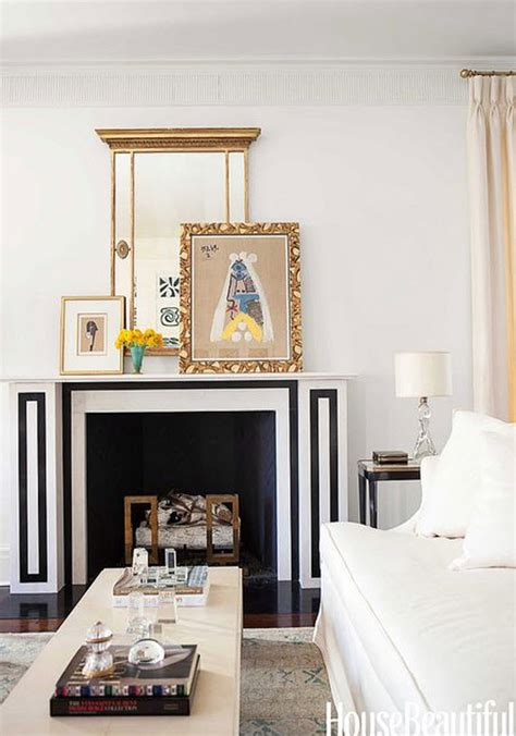 black and white fireplace black and white fireplace suzanne kasler simplified bee