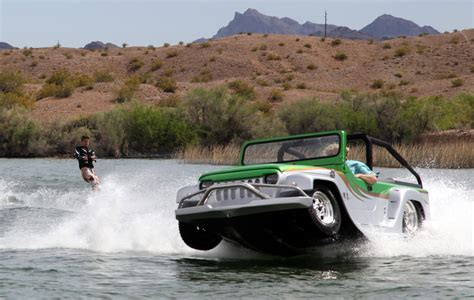 watercar panther hibious jeep fast amphibians