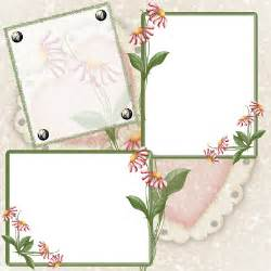 Free Digital Scrapbook Pages Templates by Digital Scrapbook Freebies Commercial Use Photoshop