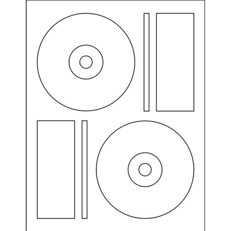 Memorex Cd Labels Ebay Cd Label Template