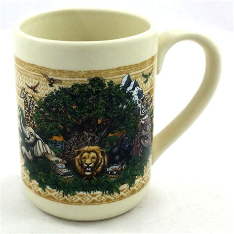 animal coffee mugs your wdw store disney coffee cup mug animal kingdom