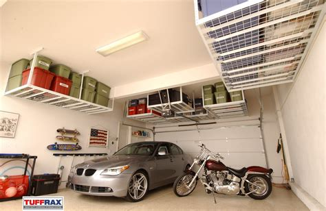 organizar cochera overhead garage storage systems organizar cochera