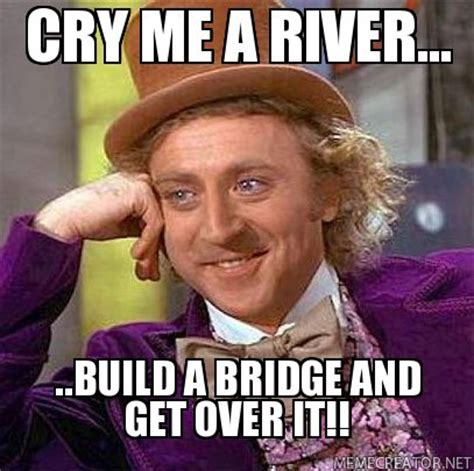 Get Over It Meme - are you measuring your lead generation advertising roi