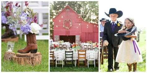 Country Wedding by 20 Photos That Will Inspire You To A Country Wedding