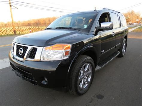 used nissan armada for sale nissan armada 2009 used for sale