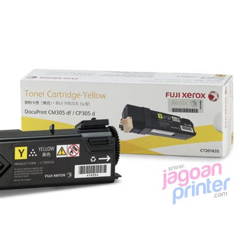 Tinta Fuji Xerox Cm305 Toner Fuji Xerox Ct201635 Yellow Slug Preview Https