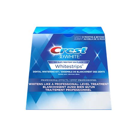 crest  white whitestrips luxe professional effects