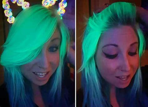 where can you buy arctic fox hair dye arctic fox hair color neon moon all the hair