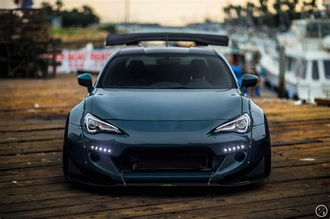 Toyota Tuning Picture Toyota Tuning Gt86 Cars Front Headlights