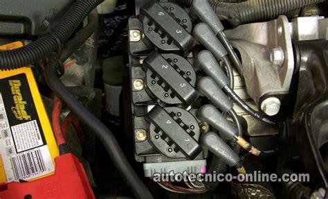 parte 1 c 243 mo probar las bobinas de encendido gm 3 8l