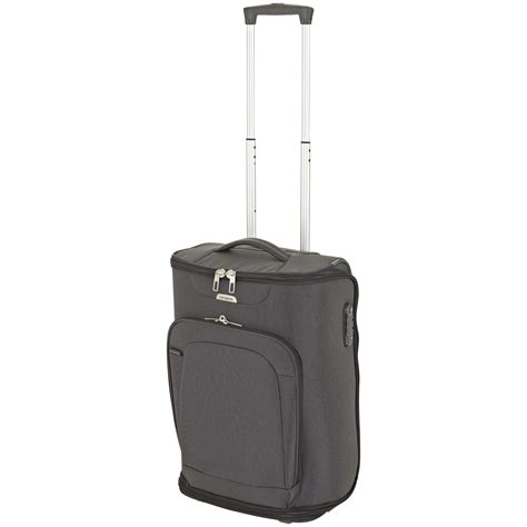 samsonite cabin bag samsonite new spark 2wheel duffle cabin bag in gray for